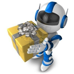 15678043-robot-character-holding-a-gift-3d-robot-character